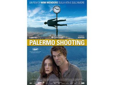 La locandina di Palermo shooting