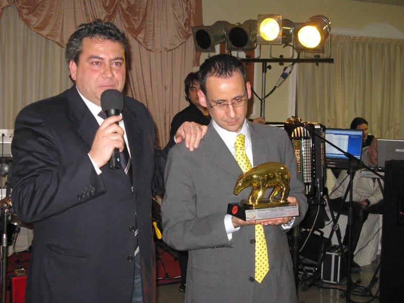 Francesco Tommolini e Massimo Clementoni