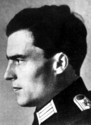 Claus Schenk Von Stauffenberg