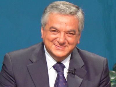 L'assessore regionale alla Sanità Lanfranco Venturoni