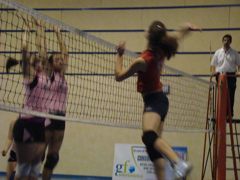 II Divisione: Fish & Co. contro Libero Volley
