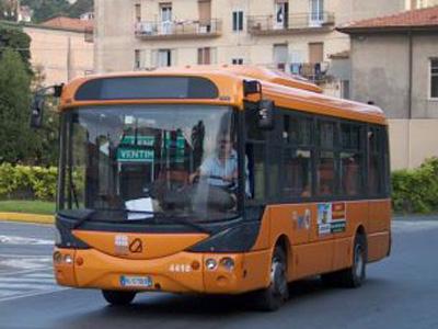 Un autobus di linea