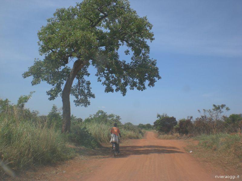 Uganda: le strade del nord del paese