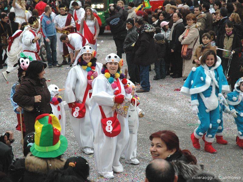 Carnevale sambenedettese, edizione 2009