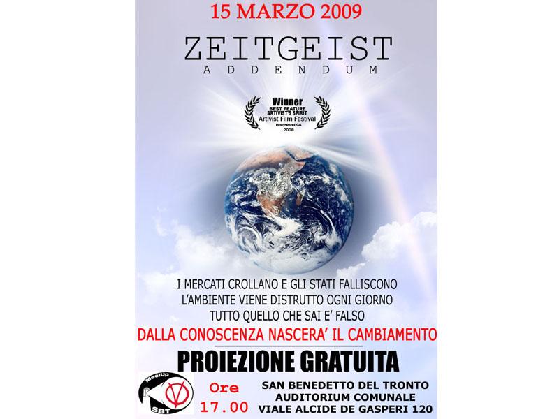 Quest'anno lo Z-Day anche a San Benedetto