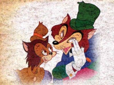 La truffa, il gatto e la volpe