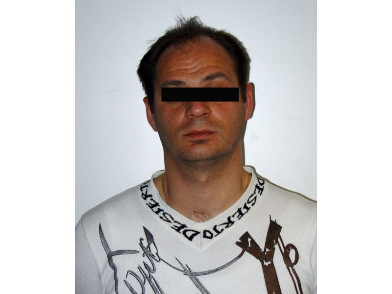 J.A., arrestato per detenzione di quasi due chili di cocaina