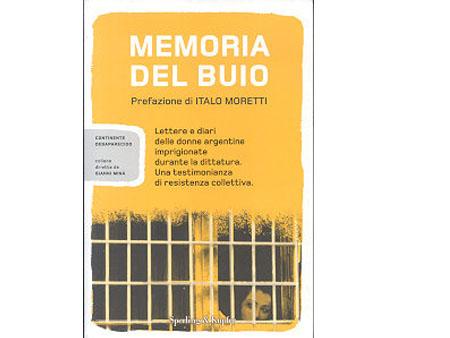 La copertina di Memorie dal buio