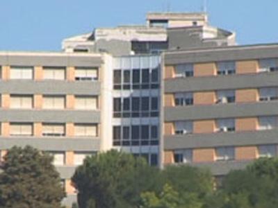 L'ospedale Mazzini di Teramo