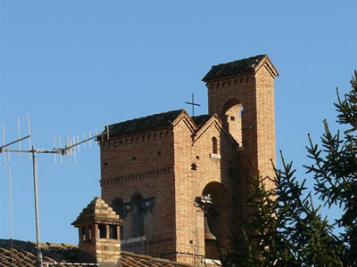 Il Campanile di San Domenico