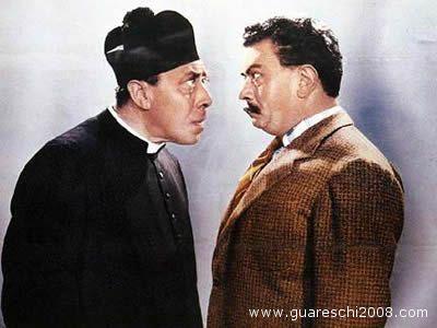 Don Camillo e Peppone, personaggi di Guareschi