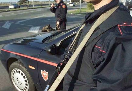 Autocontrollo e sangue freddo dei Carabinieri nell'inseguimento di due pericolosi pluripregiudicati