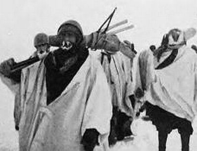 Gli Alpini nella ritirata di Russia