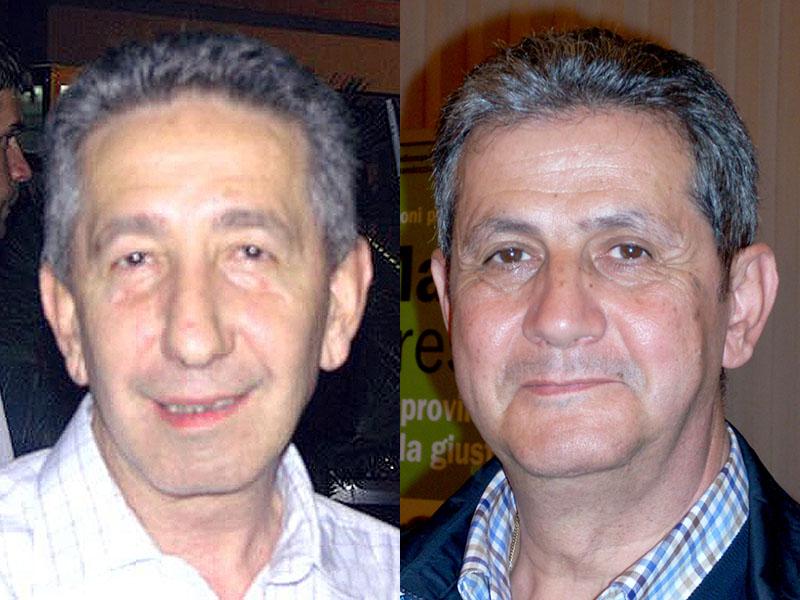 Palmiro Merli e Albino Scarpantoni