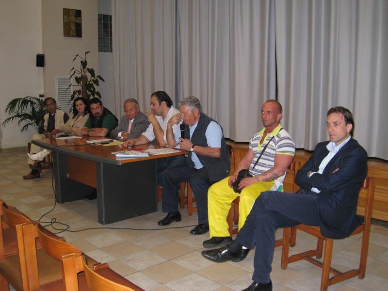 La giunta comunale di Martinsicuro