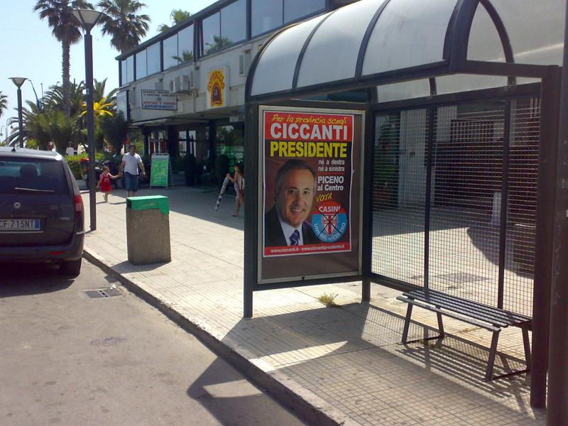 La segnalazione dei candidati della lista Piceno Al Massimo