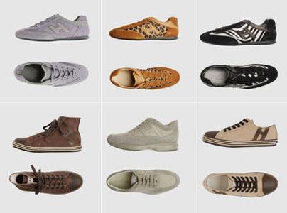 sneakers for cheap 8671f d5eca Contraffatte migliaia di scarpe Hogan - Riviera Oggi