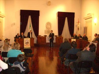 Lucciarini presenta i candidati della sua lista