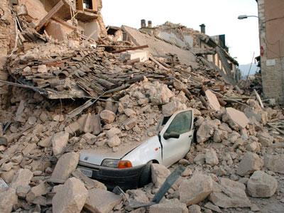 Superare il trauma del terremoto con il supporto psicologico