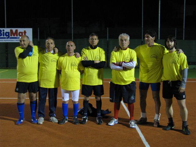 LA squadra Circolo Tennis Beretti e ACR