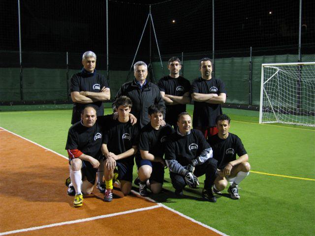 La squadra Corpo Carabinieri- stazione di Grottammare