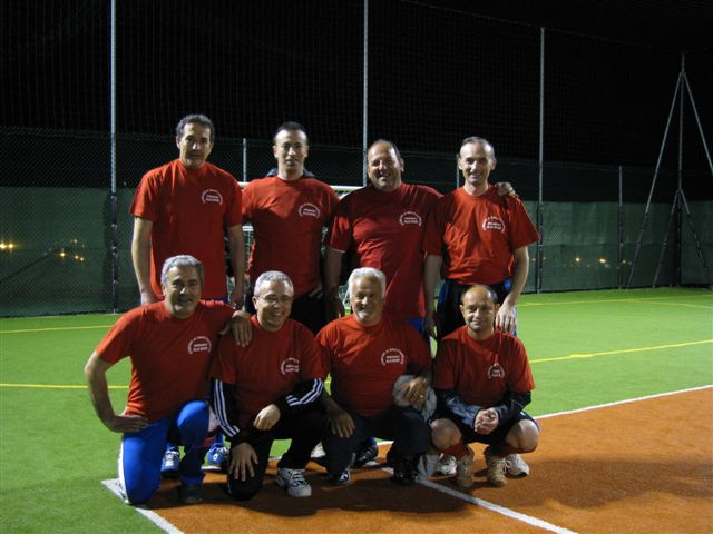 La squadra Consiglio comunale di Grottammare
