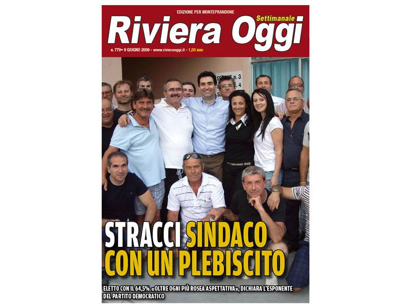 C'è chi è deluso e chi gioisce: ecco la copertina di Riviera Oggi numero 779 dedicata alle edicole di Monteprandone