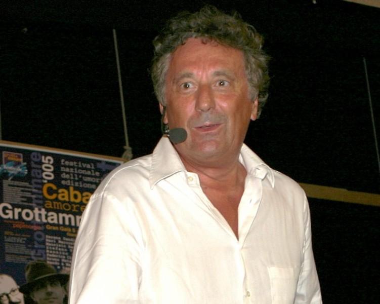 Enzo Iacchetti sarà il presentatore di