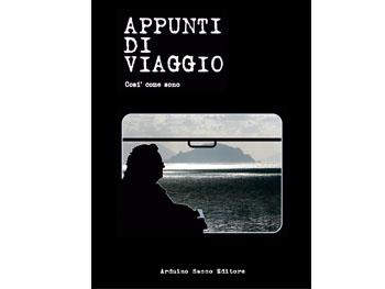 La copertina del libro Appunti di Viaggio