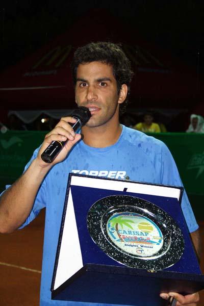 Gonzalez, vincitore edizione 2008
