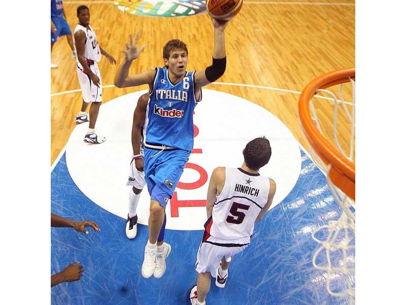 La nazionale di Basket si allena a Tortoreto