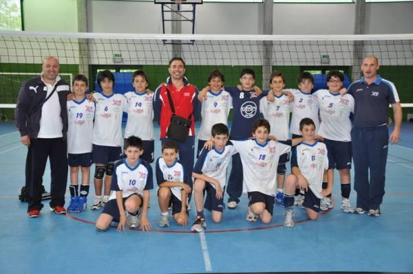 La Samb Volley alle finali regionali di Offida