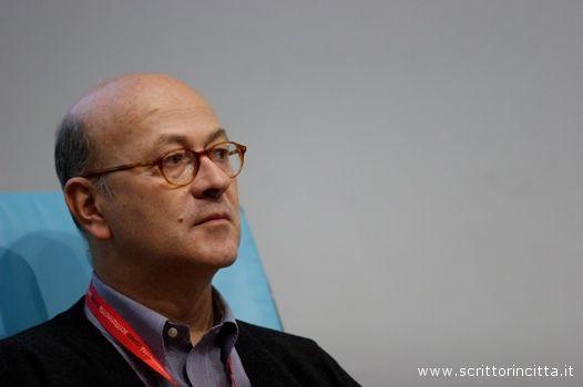 Il giornalista e scrittore Sergio Rizzo