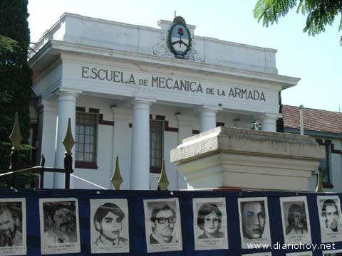 La famigerata Esma di Buenos Aires