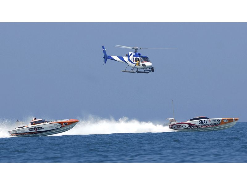 Powerboat 2009 a San Benedetto,  Molte proteste per i rumori in