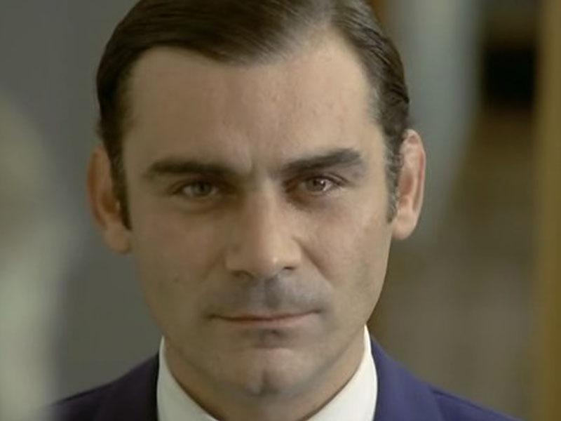 Gian Maria Volonté in una scena del film