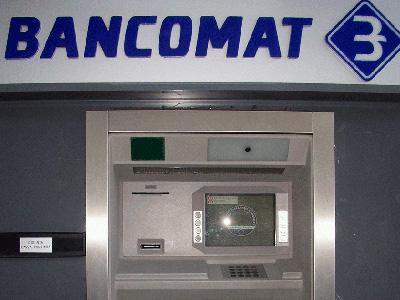Bancomat clonati: arrestato un bulgaro ad Ascoli