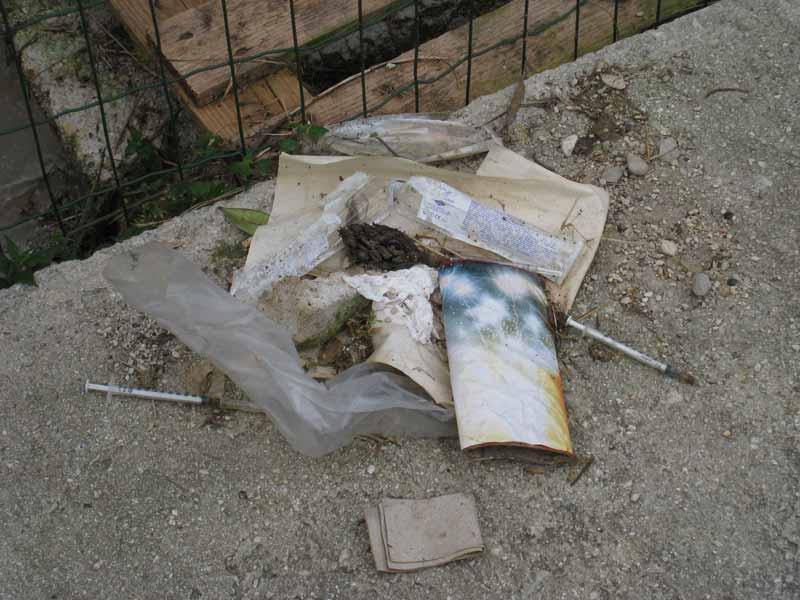 Tossicodipendenza, in aumento i decessi di overdose in Abruzzo nel 2008