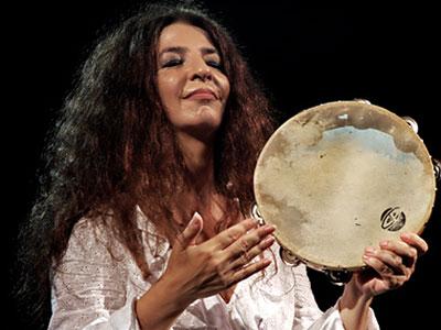 Teresa De Sio in concerto domenica 12 luglio a Colonnella