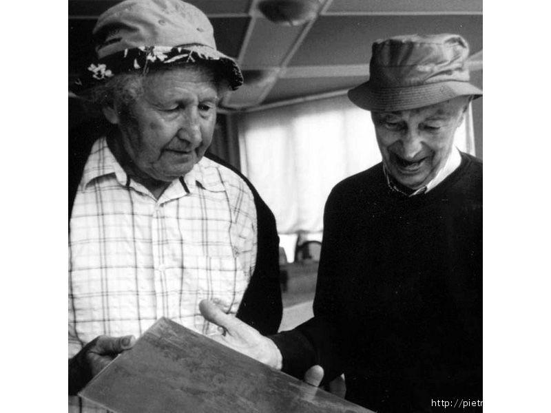 Marcello Sgattoni e Nunzio Gulino (http://pietraiadeipoeti.it)