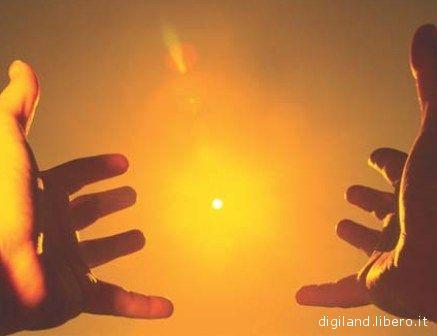 Sole: dono prezioso per la vita e il benssere.