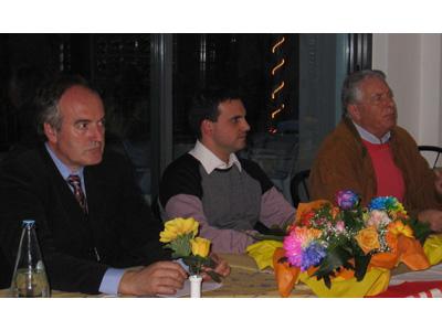 Marcello Monti, Concetto Di Francesco e Abramo Micozzi