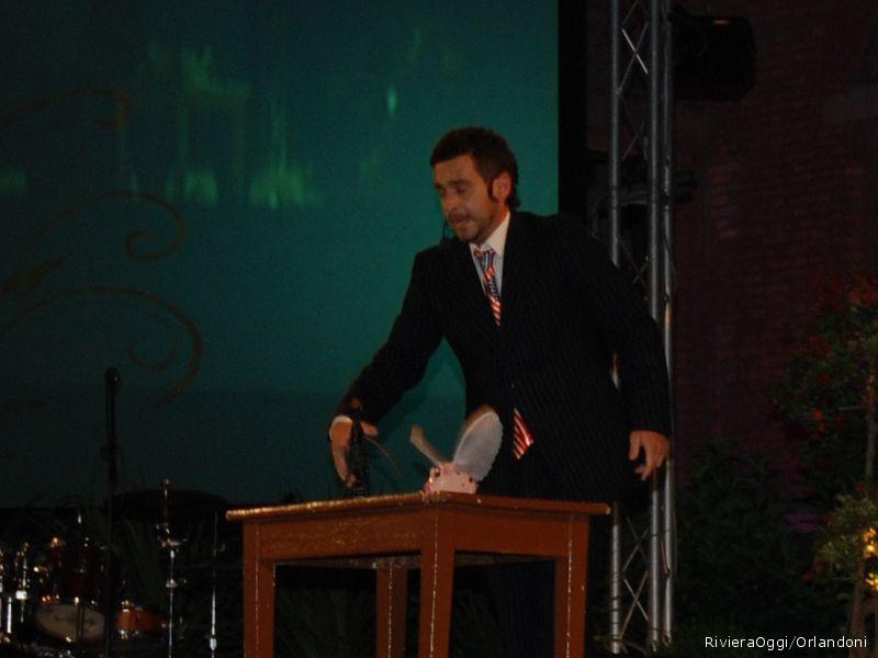 Antonio Innocenti, vincitore festival emergente di Modena