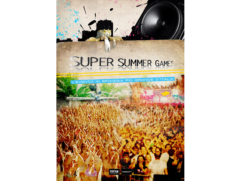 All'ex camping Ferragosto con Summer Games