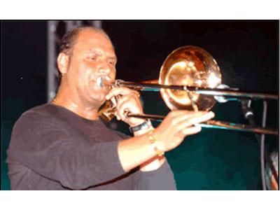 Lito Fontana, talento sambenedettese del Trombone che sta spopolando in tutto il mondo (foto tratta dal sito www.litofontana.com)