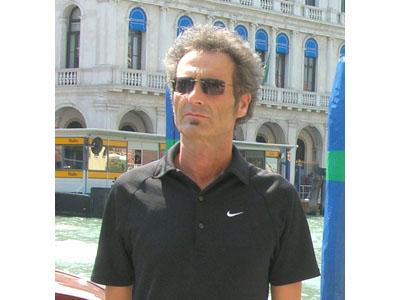 Il giornalista sambenedettese Franco Cameli
