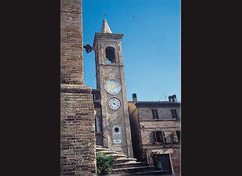 Il campanile di Massignano