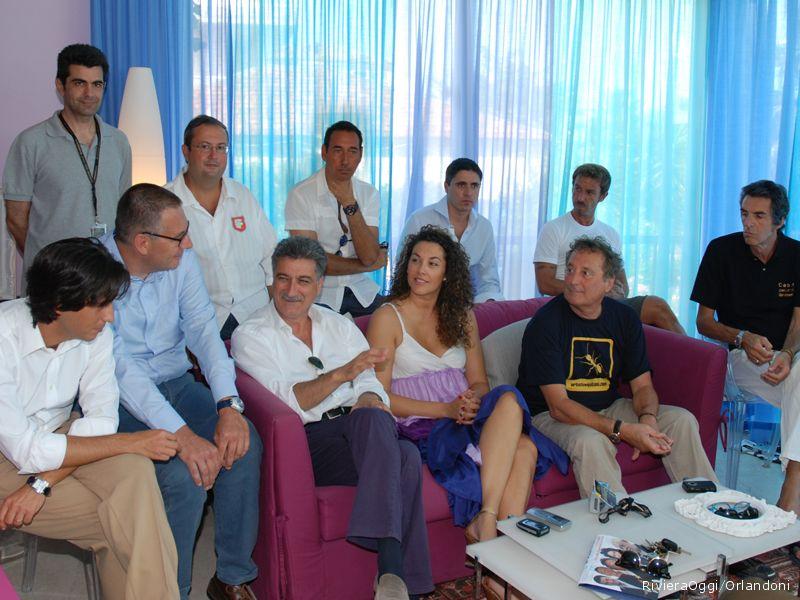 La squadra Cabaret amoremio! 2009