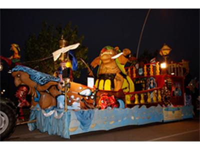 Carnevale estivo il 7 agosto ad Alba Adriatica