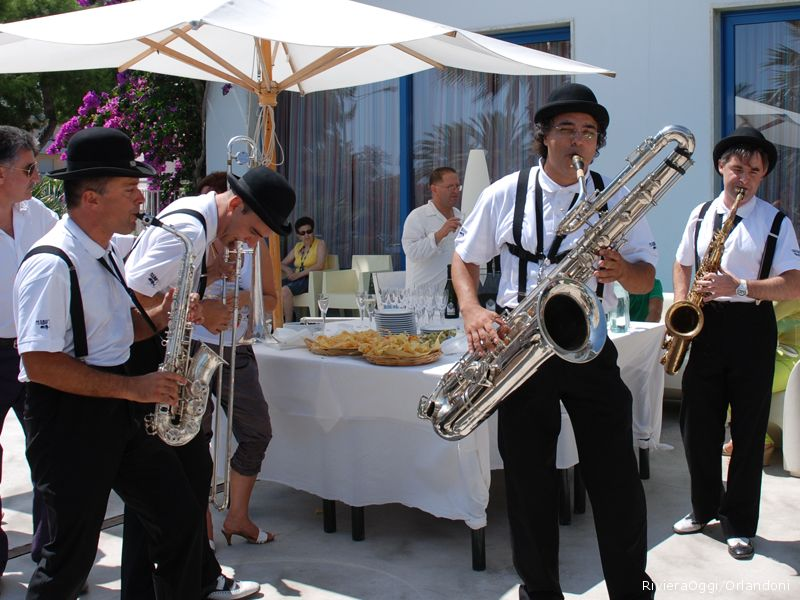 La Mabo' band, la musica del Cabaret